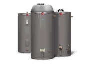 Rheem Hot Water Tanks offerred by Global Heating Services in Sherwood Park Edmonton and Fort Saskatchewan