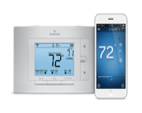 Sensi Thermostats offerred by Global Heating Services in Sherwood Park Edmonton and Fort Saskatchewan