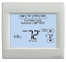 Honeywell Vision Pro Thermostat offerred by Global Heating Services in Sherwood Park Edmonton and Fort Saskatchewan