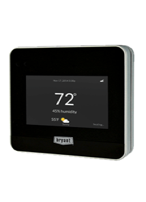 Bryant Wi-Fi Thermostats offered by Global Heating Services